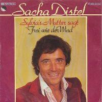 Cover Sacha Distel - Sylvias Mutter sagt
