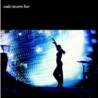Cover Sade - Lovers Live