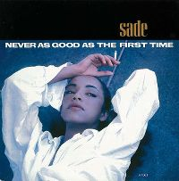 Cover Sade - Never As Good As The First Time