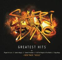 Cover Safri Duo - Greatest Hits
