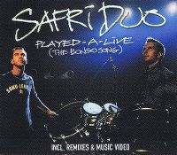 Cover Safri Duo - Played-A-Live (The Bongo Song)
