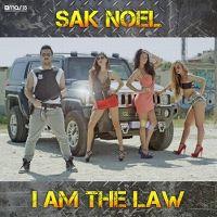 Cover Sak Noel - I Am The Law