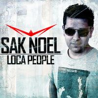 Cover Sak Noel - Loca People (What The F**k!)