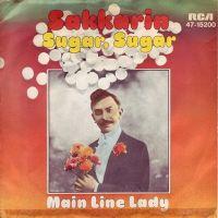 Cover Sakkarin - Sugar, Sugar