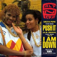 Cover Salt-N-Pepa - Push It