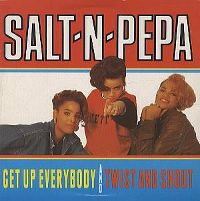 Cover Salt-N-Pepa - Twist And Shout