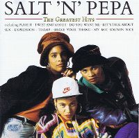 Cover Salt 'N' Pepa - The Greatest Hits