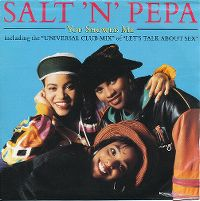 Cover Salt 'N' Pepa - You Showed Me