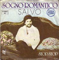 Cover Salvo - Sogno romantico