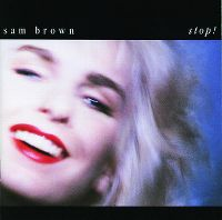Cover Sam Brown - Stop!