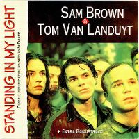 Cover Sam Brown & Tom Van Landuyt - Standing In My Light