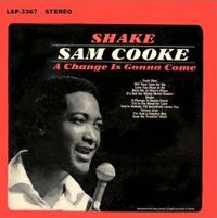 Cover Sam Cooke - A Change Is Gonna Come