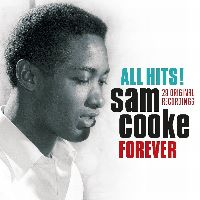 Cover Sam Cooke - All Hits! Sam Cooke Forever
