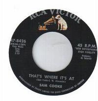 Cover Sam Cooke - Cousin Of Mine