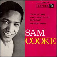 Cover Sam Cooke - Cousin Of Mine