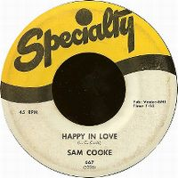 Cover Sam Cooke - Happy In Love