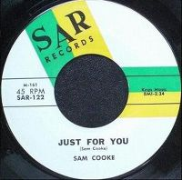 Cover Sam Cooke - Just For You