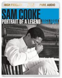Cover Sam Cooke - Portrait Of A Legend - 1951-1964
