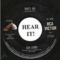 Cover Sam Cooke - That's All
