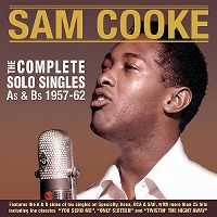 Cover Sam Cooke - The Complete Solo Singles As & Bs 1957-62