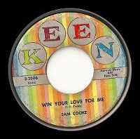 Cover Sam Cooke - Win Your Love For Me