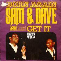 Cover Sam & Dave - Born Again
