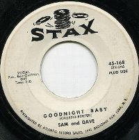 Cover Sam & Dave - Goodnight Baby