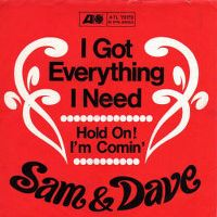 Cover Sam & Dave - I Got Everything I Need