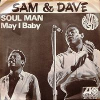Cover Sam & Dave - Soul Man