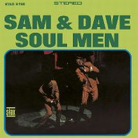 Cover Sam & Dave - Soul Men