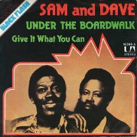 Cover Sam & Dave - Under The Boardwalk