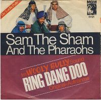 Cover Sam The Sham And The Pharaohs - Ring Dang Doo