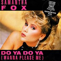 Cover Samantha Fox - Do Ya Do Ya (Wanna Please Me)