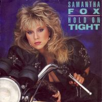 Cover Samantha Fox - Hold On Tight