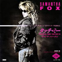Cover Samantha Fox - Touch Me (I Want Your Body)
