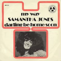 Cover Samantha Jones - My Way