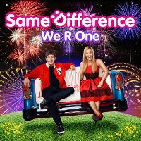 Cover Same Difference - We R One
