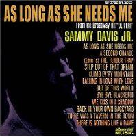Cover Sammy Davis, Jr. - As Long As She Needs Me