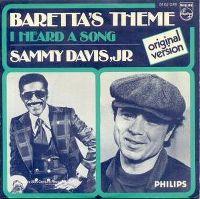Cover Sammy Davis, Jr. - Baretta's Theme