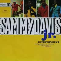 Cover Sammy Davis, Jr. - Entertainer N°1