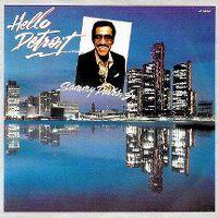 Cover Sammy Davis Jr. - Hello Detroit