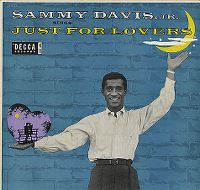 Cover Sammy Davis, Jr. - Just For Lovers