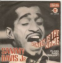 Cover Sammy Davis, Jr. - Lonely Is The Name