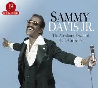 Cover Sammy Davis Jr. - The Absolutely Essential 3 CD Collection