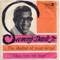 Cover Sammy Davis, Jr. - The Shelter Of Your Arms