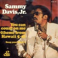 Cover Sammy Davis, Jr. - You Can Count On Me (Theme From Hawaii 5-0)