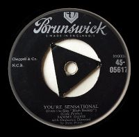 Cover Sammy Davis, Jr. - You're Sensational