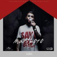 Cover Samra - Marlboro Rot