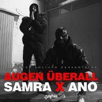 Cover Samra x Ano - Augen überall