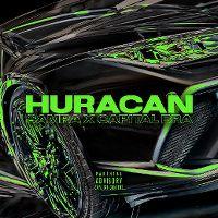 Cover Samra x Capital Bra - Huracan